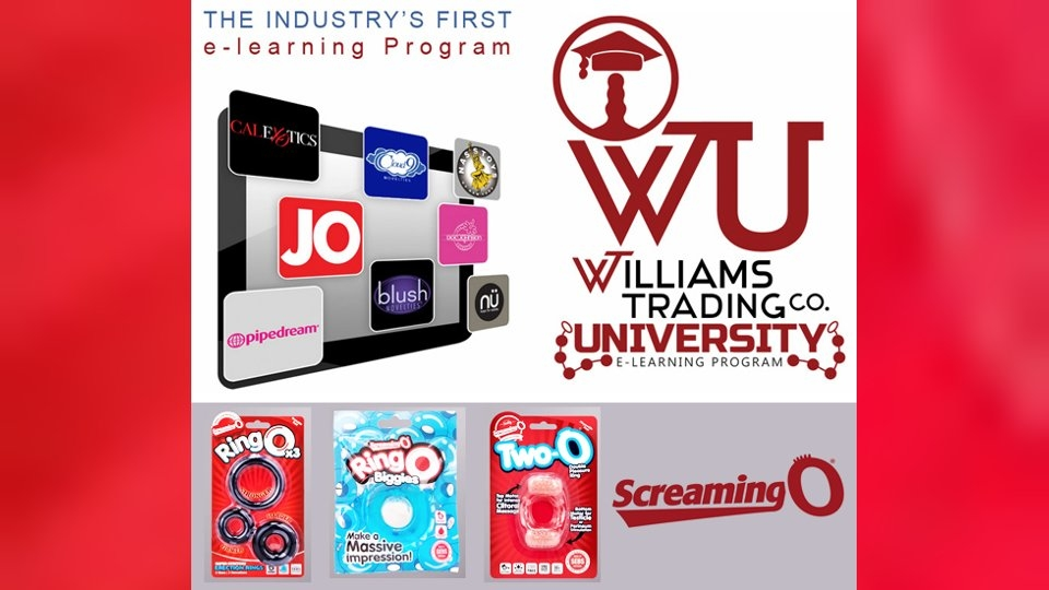 Williams Trading Launches Screaming O E-learning Course