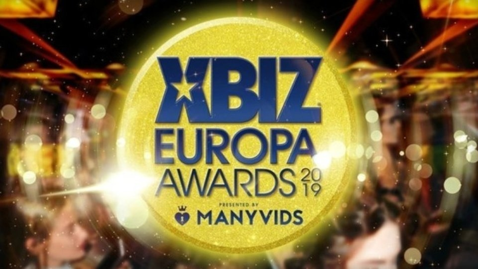 Industry Voting Ends Tomorrow for 2019 XBIZ Europa Awards