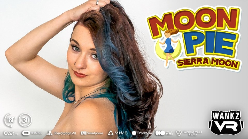 Sierra Moon Gets a Cream Filling in WankzVR's 'Moon Pie'
