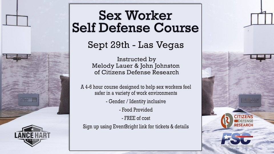 Lance Hart Teams With FSC to Offer Self-Defense Class in Vegas