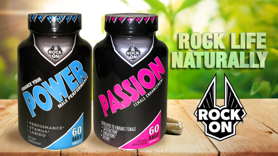 Rock On Expands Line of Gendered Sexual Supplements