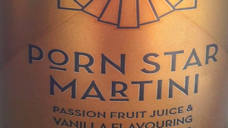 UK Alcohol Body Forces Supermarket Chain to Rename 'Porn Star Martini'