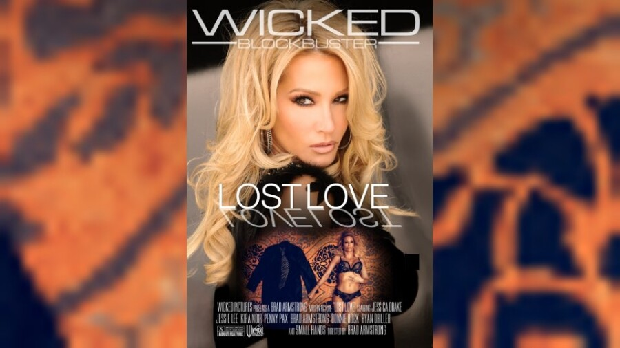 Wicked Unveils Lost Love Cover Art With Jessica Drake