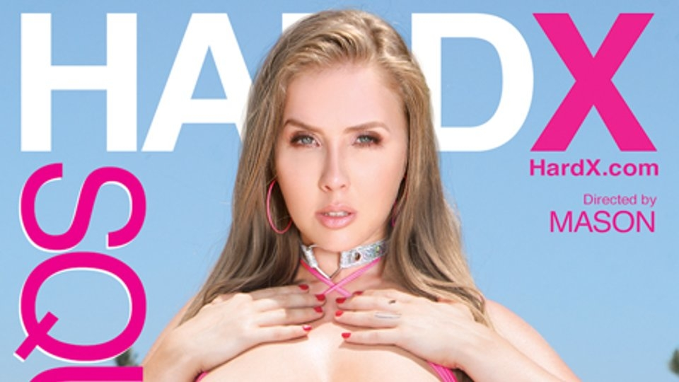 Lena Paul Sparkles in 'Squirt for Me 6' for Hard X