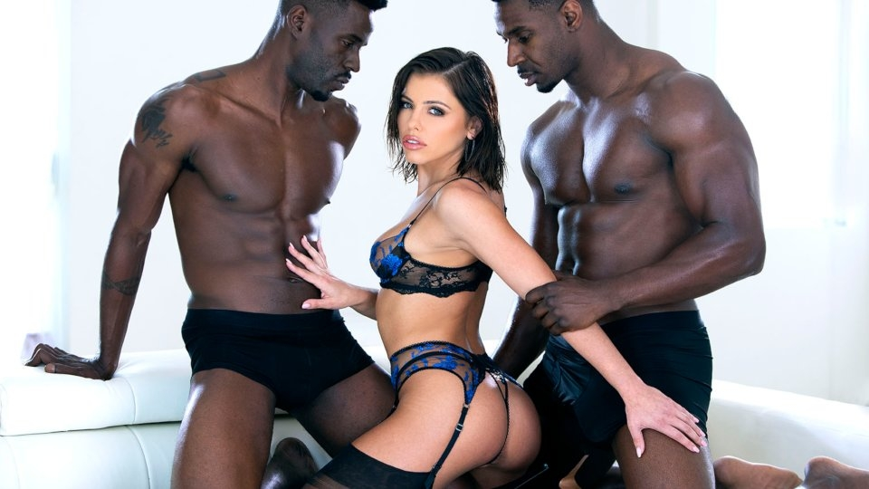 Adriana Chechik is 'The Ultimate Slut' for Evil Angel