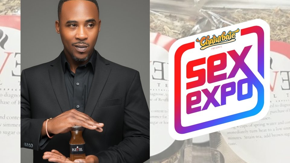 Sexercise4life Showcases Revel Sexual Tea at Sex Expo NY