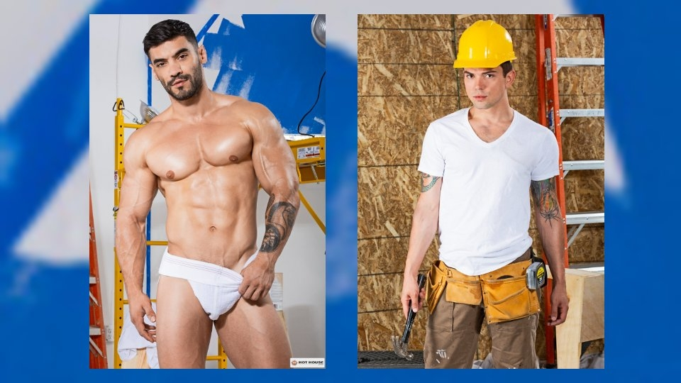 Arad Winwin Seduces 'The Foreman's Son' for Hot House