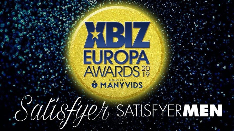 Satisfyer Signs On as XBIZ Europa Awards Registration Sponsor