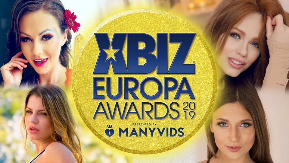 Red Carpet Hosts, Trophy Girls Announced for XBIZ Europa Awards