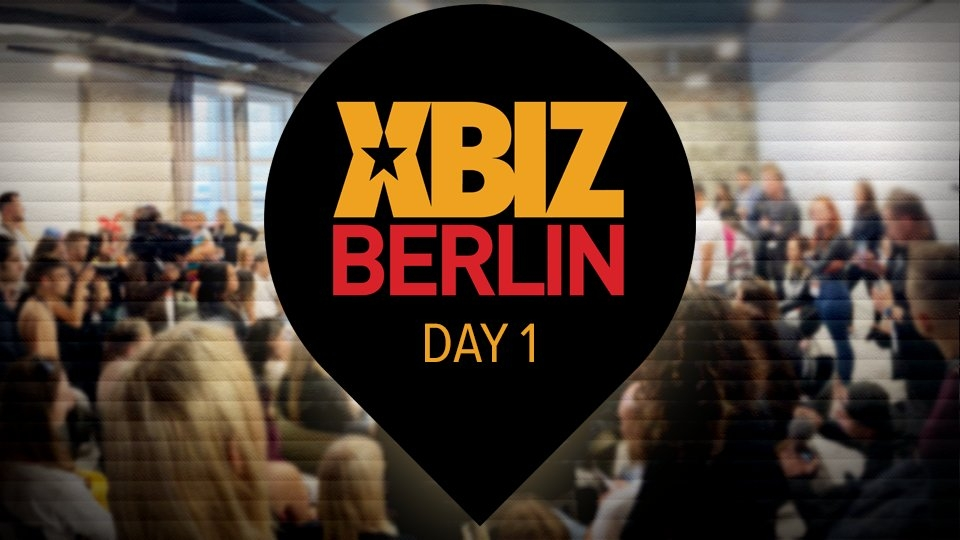 XBIZ Berlin 2019: Day 1 Draws Hundreds of EU's Finest for Packed Seminars, Networking