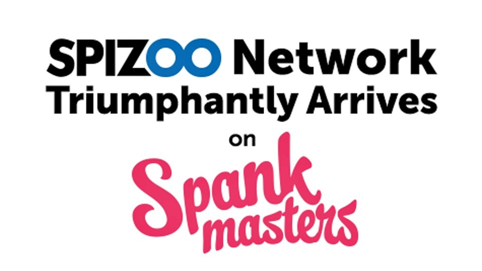 Spizoo Network Partners With Spankmasters