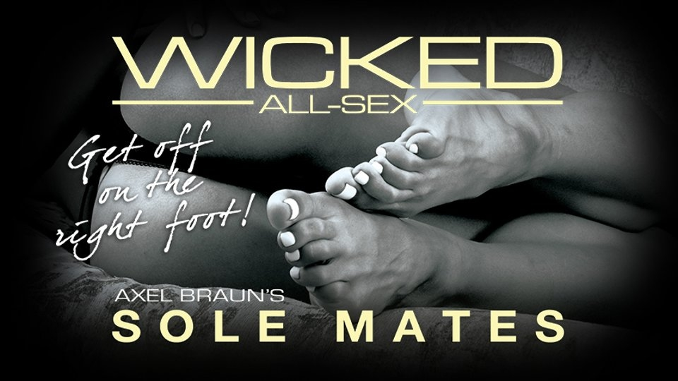Wicked Touts Toe-Tickling Cast of 'Axel Braun's Sole Mates'