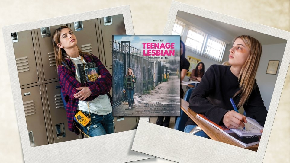 Bree Mills Breaks the Mold in Biopic-style 'Teenage Lesbian'