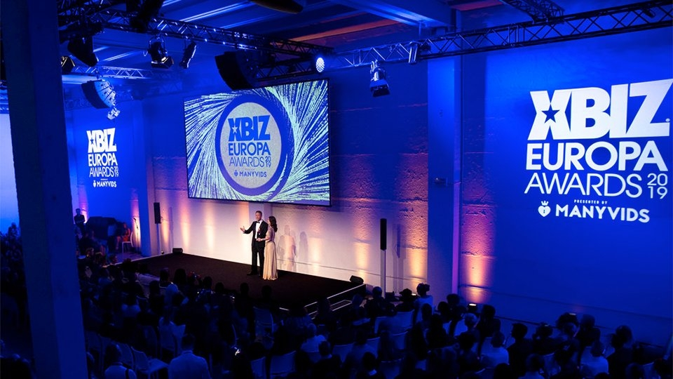 2019 XBIZ Europa Awards Show Lights Up Berlin