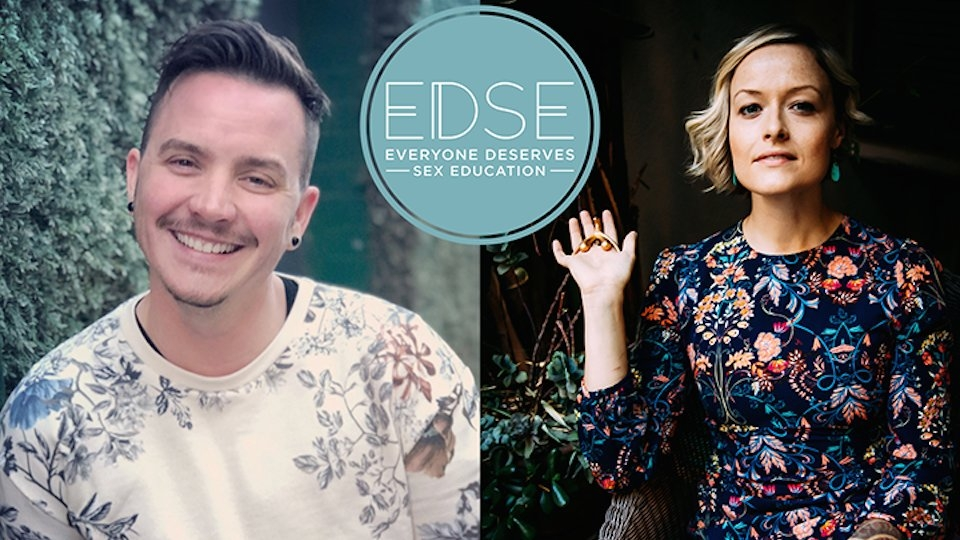 Beck Gee-Cohen Returns to EDSE Sex-Ed Certification Training