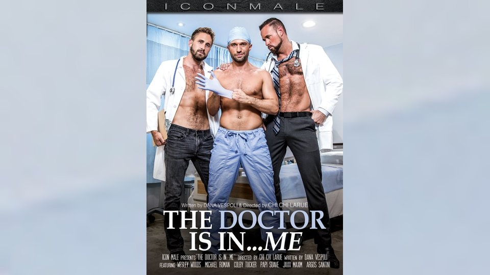 Wesley Woods Stars in New Lusty Doc Series for Icon Male