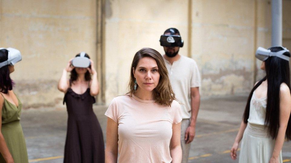Erika Lust Celebrates VR Debut With Oculus Go Giveaway