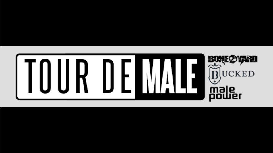 System Jo, Boneyard, Magic Silk Partner on 'Tour de Male'