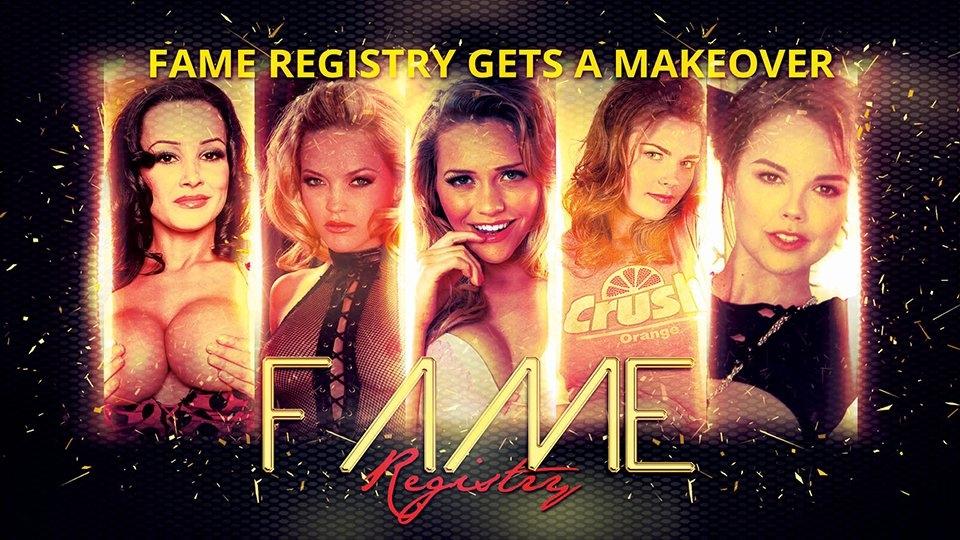 FameRegistry.com Database Receives Major Makeover