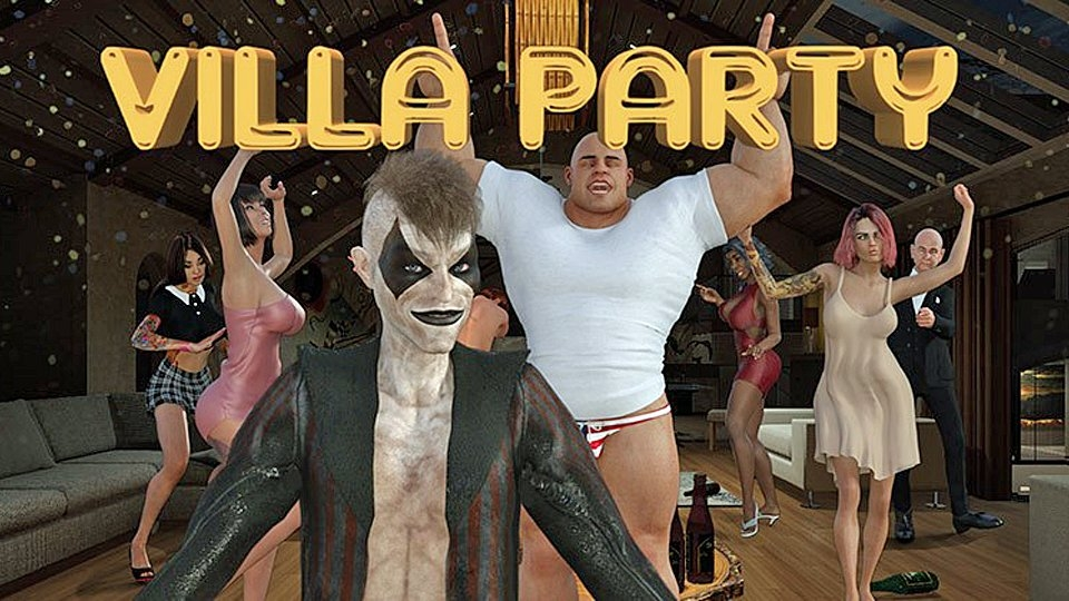 Nutaku Releases New Social Sim, 'Villa Party I'