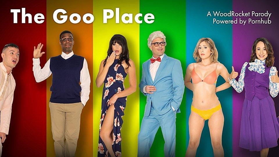 Pornhub, WoodRocket Release Newest Parody, 'The Goo Place'