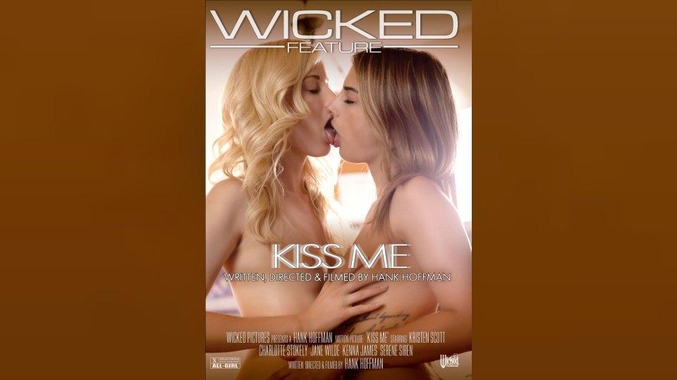 Charlotte Stokely, Kristen Scott Star in Wicked's Sensual 'Kiss Me'