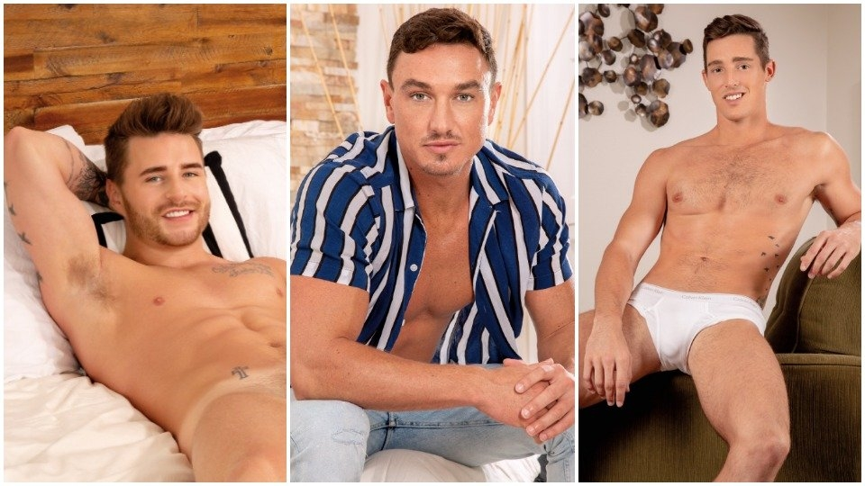 Falcon Studs Enjoy Erotic Power of 'Casual Connections'