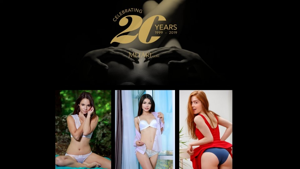 MetArt Celebrates Its 20-Year Anniversary