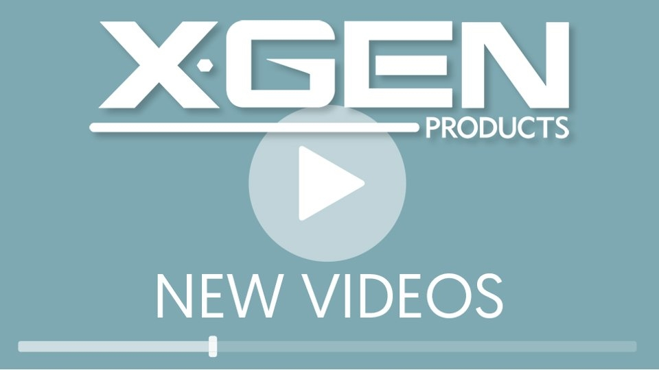 Xgen Introduces New Product Education Videos for Retailers