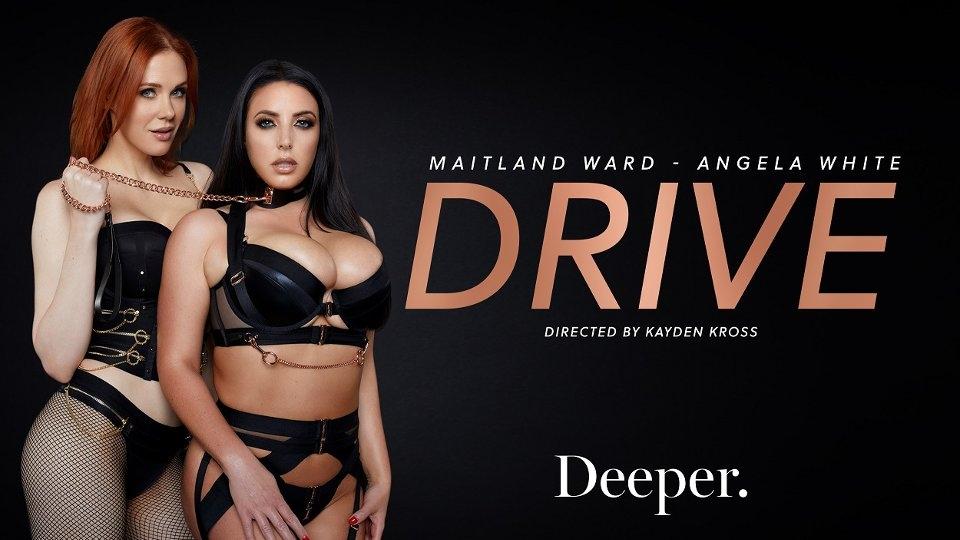 Maitland Ward, Angela White Power Provocative 'Drive' for Deeper, Kayden Kross