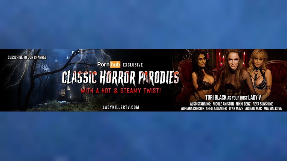 LadyKillerTV Partners With Pornhub for Halloween Preview