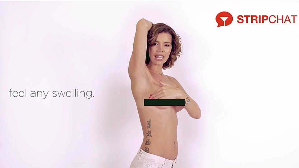 Stripchat Partners With Cam Performers to Destigmatize Breast Cancer Self-Exam