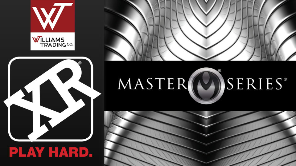 Williams Trading Expands Its XR Brands Master Series Catalog