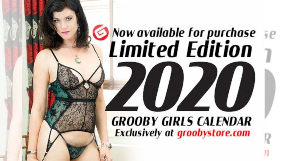 Grooby Announces 2020 'Grooby Girls' Calendar