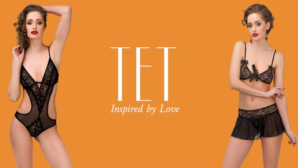 Newcomer TET Lingerie Launches in Europe