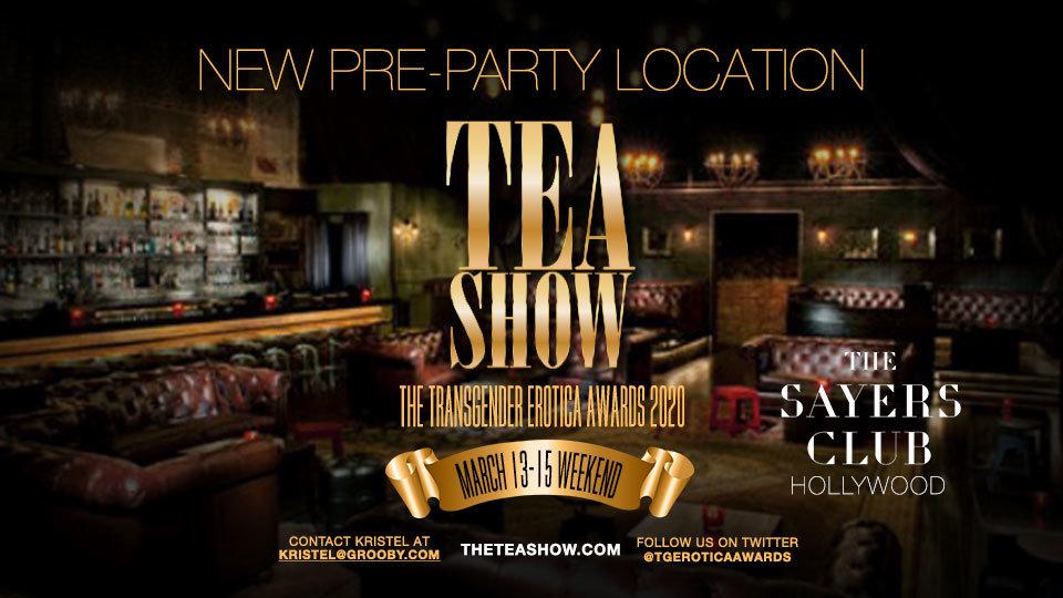 2020 TEAs Announce New Pre-Party Venue
