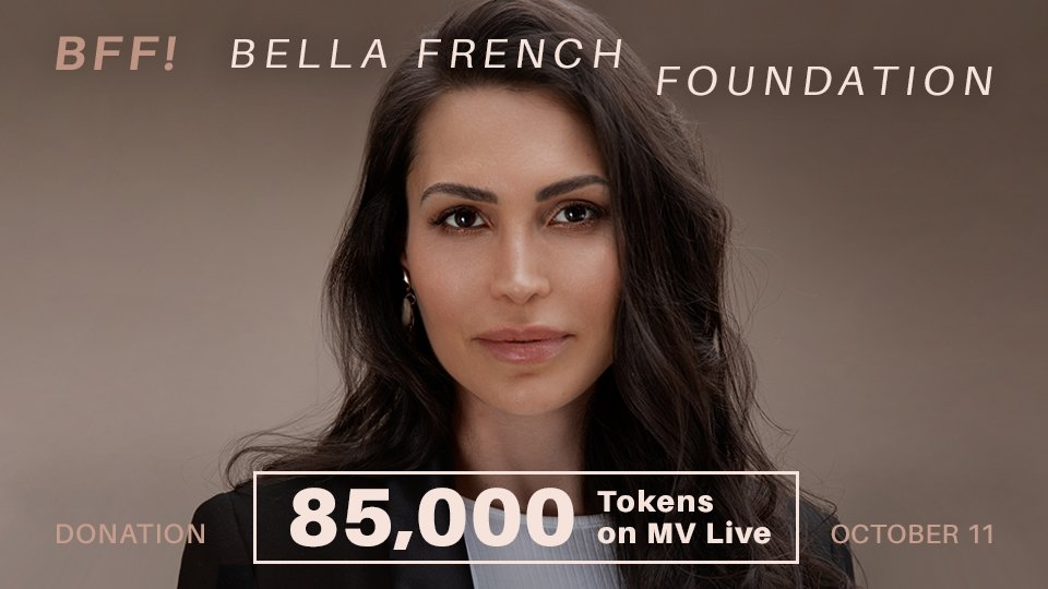 ManyVids Launches Bella French Foundation