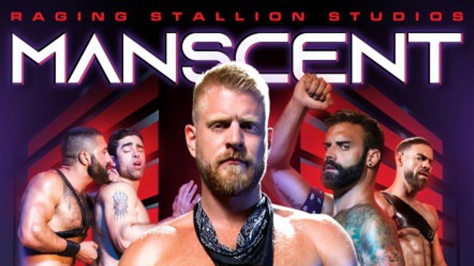 Brian Bonds Savors Sweaty 'Manscent' for Raging Stallion