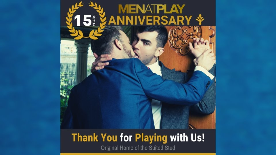 MenAtPlay Celebrates 15 Years in Business With Deep Discount