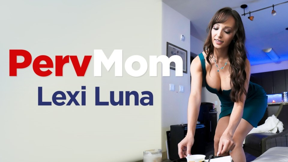 Lexi Luna Stars in New POV Scene for PervMom