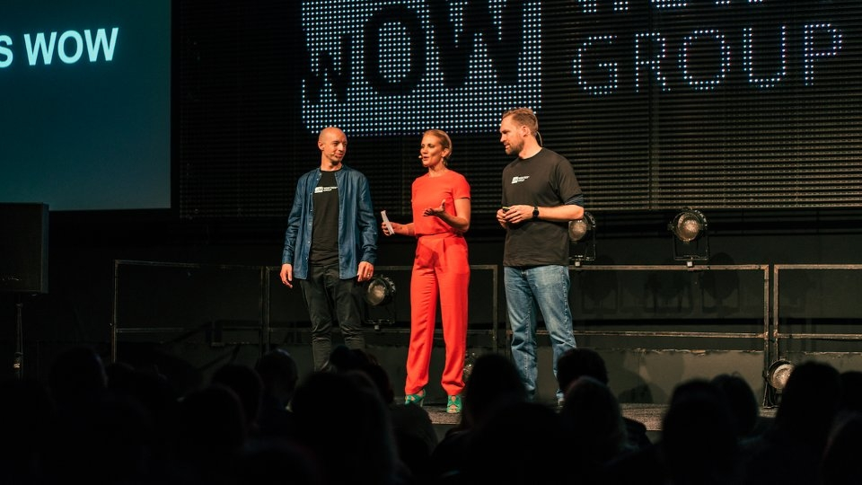 WOW Tech Hosts Exclusive Event for Premium Partners, Press