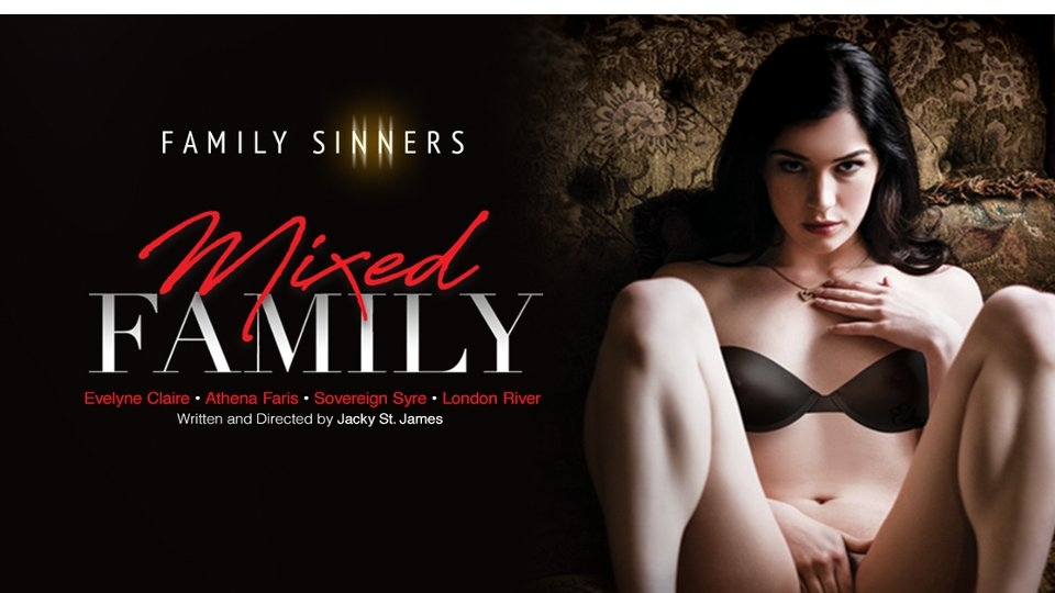 Evelyn Claire Is a Seductive Treat in New Family Sinners Series