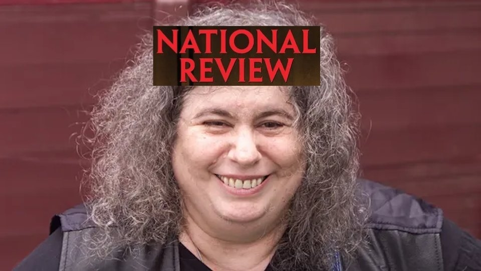 War on Porn: Top Conservative Mag Praises SWERF Icon Andrea Dworkin
