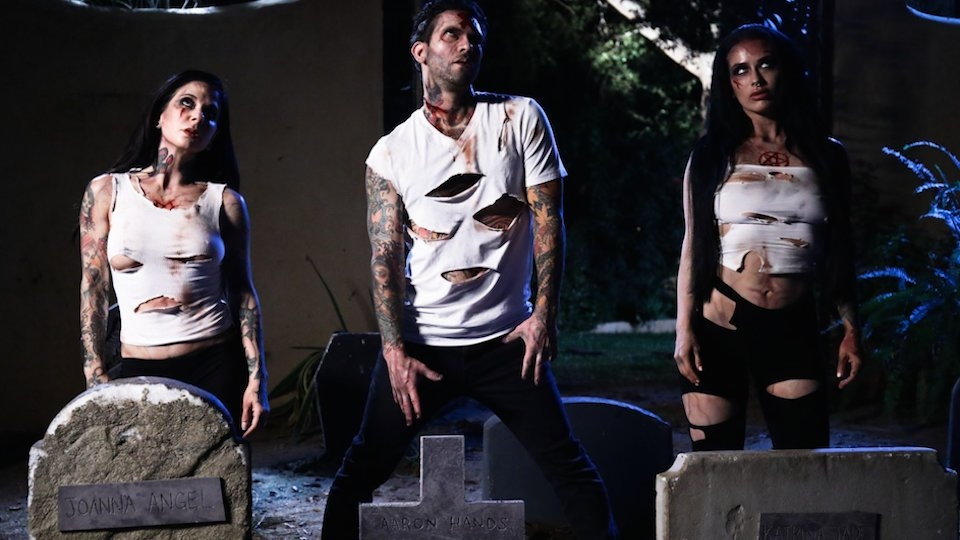 Joanna Angel Writes, Directs 'The Night They Came For Lacy' for Adult Time Anthology