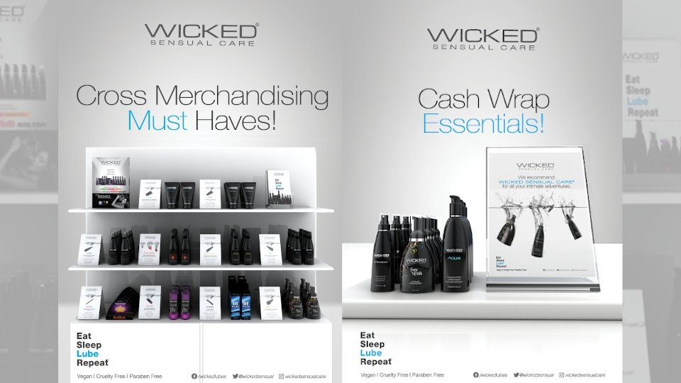 Wicked Sensual Care Releases New Merchandise Packages