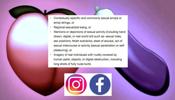 Facebook, Instagram Target Sex Workers With Updated  'Community Standards'