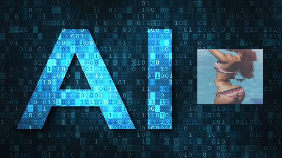 Report: Artificial Intelligence-Training Database Harvested Adult Images