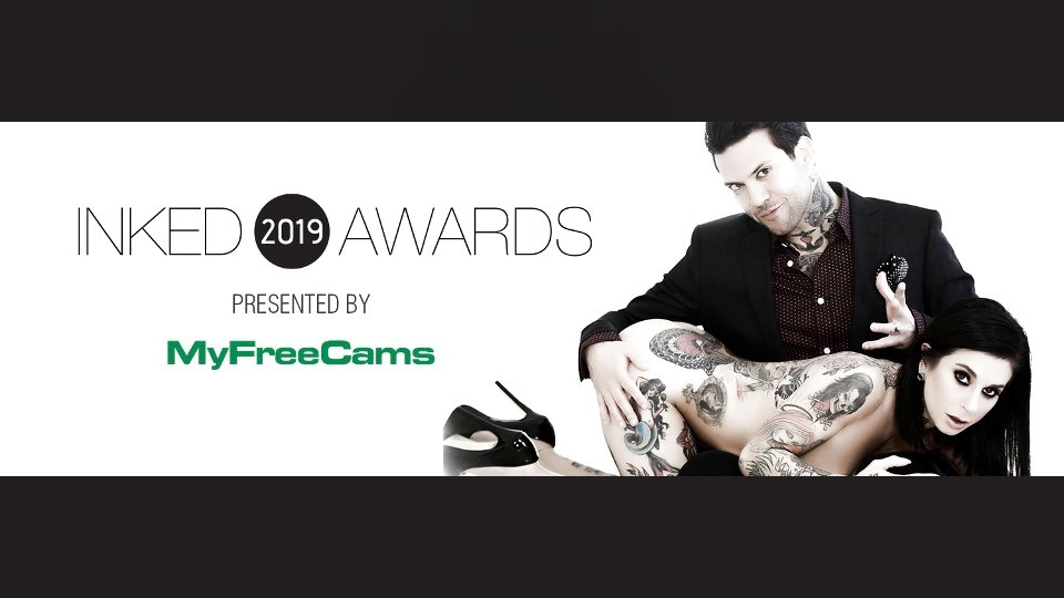 Joanna Angel, Small Hands Set to Host Inked Awards on Saturday