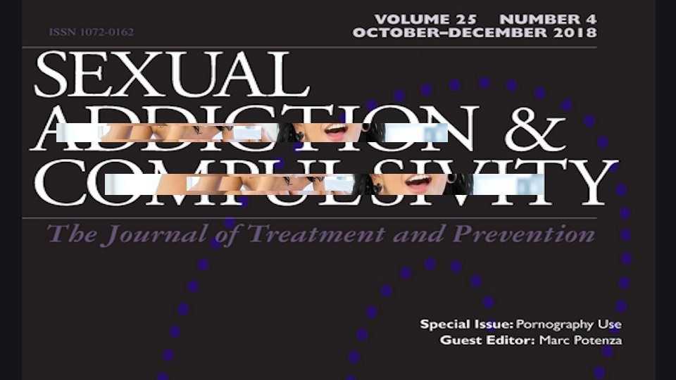 'Sexual Addiction & Compulsivity' Journal to Pick New, 'Theory-Neutral' Name