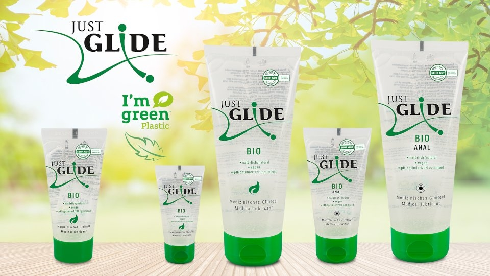 Orion Touts New All-Organic 'Just Glide Bio' Lube Line